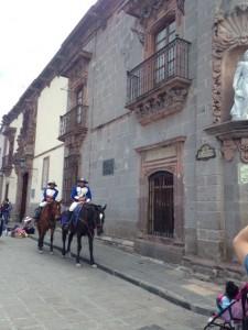 horses near Jardin